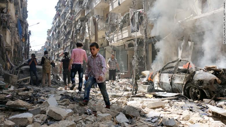 """""""Türkiye'deki Darbe Girişimi Nedeniyle Halep Düşebilir"""""""
