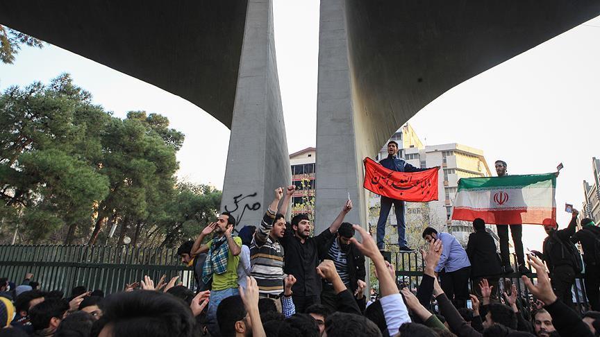 İran'daki ayaklanma ve toplumsal öfke