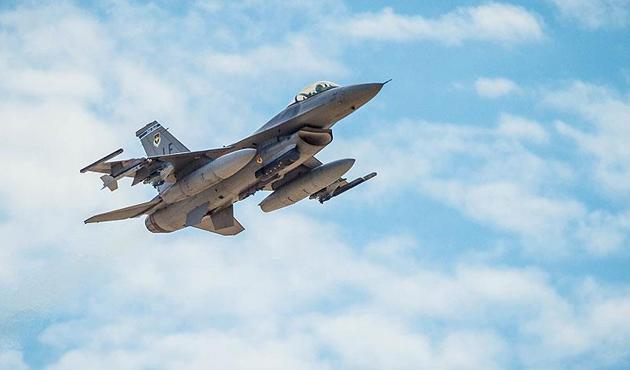 Yemen'de Arap Koalisyonu'na ait savaş uçağı düştü