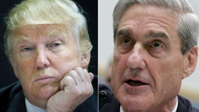 Özel savcı Mueller, Trump'ı 'sorguya çekebilir'