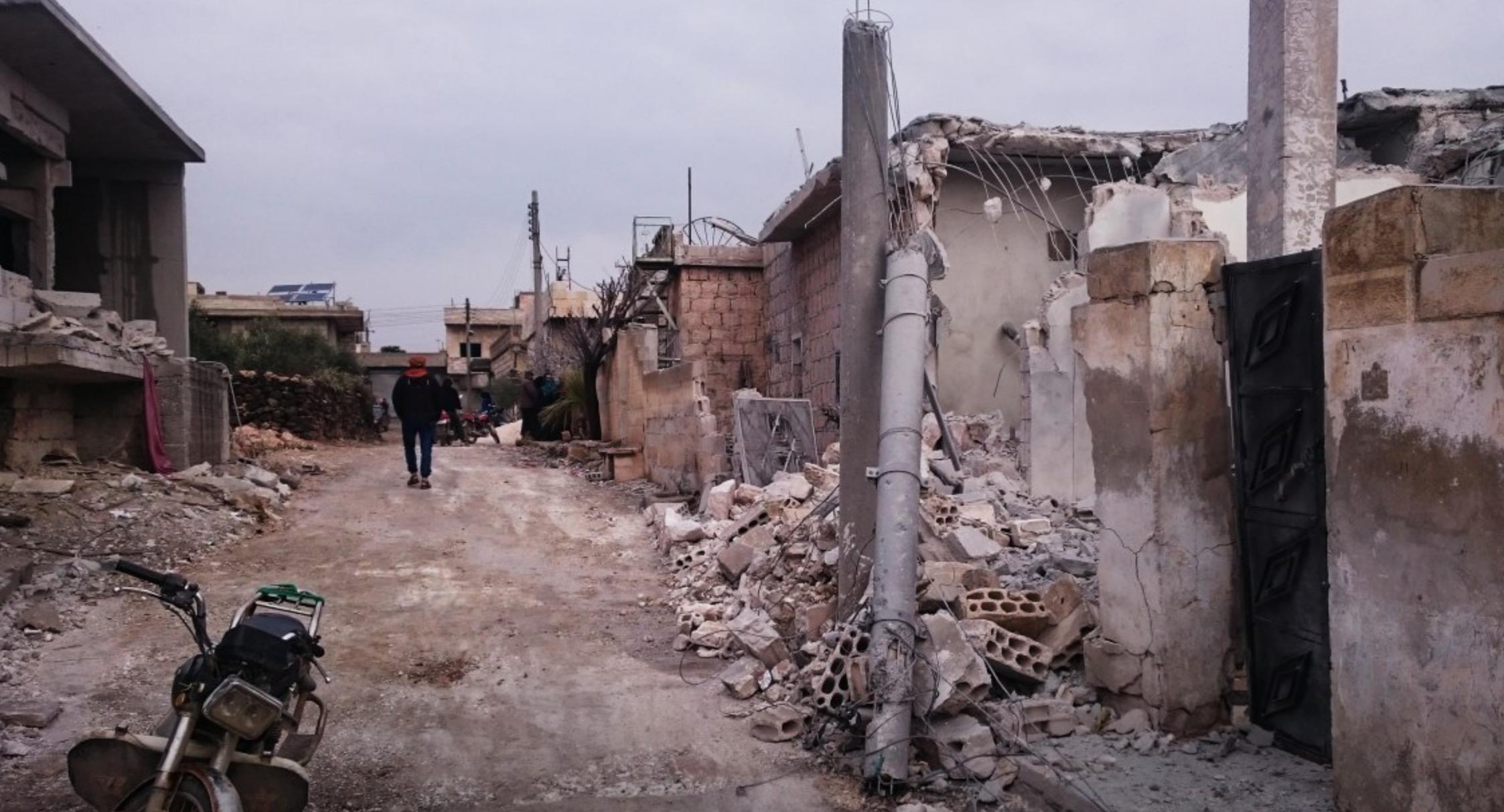 Rejimin İdlib saldırısı ve baltalanan barış süreci