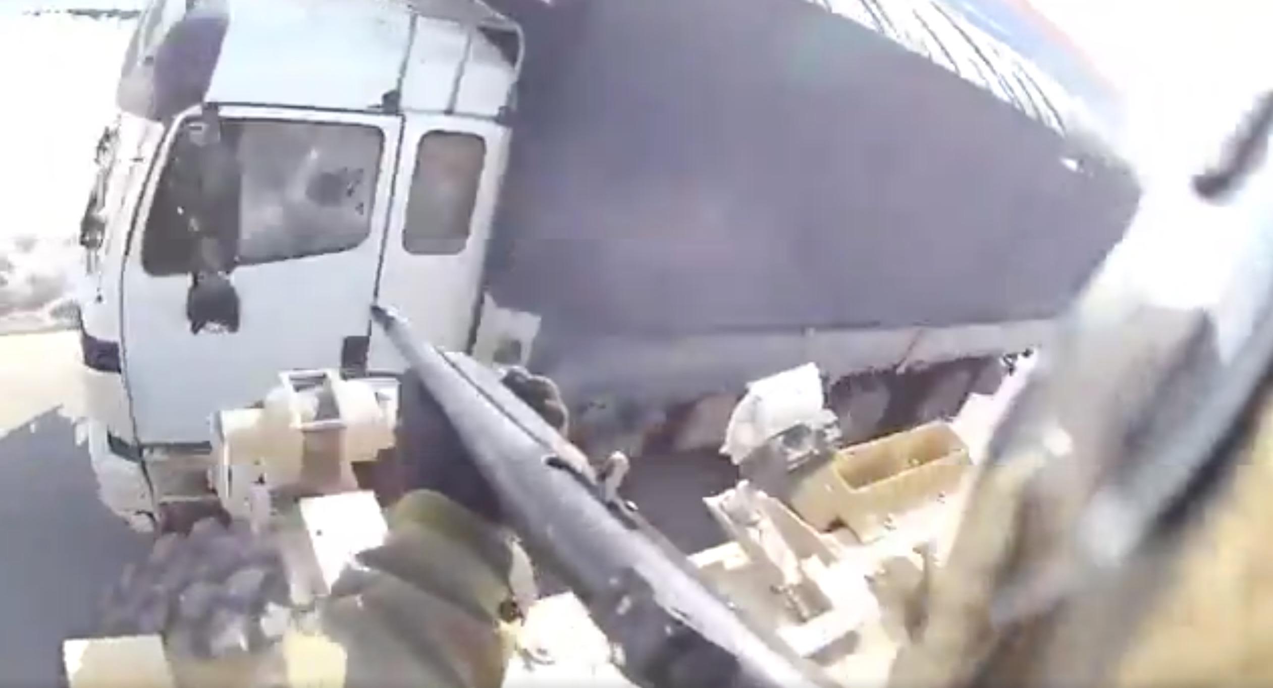 ABD askerinin vurduğu Afgan sivilin görüntülerini yayınlayan siteye soruşturma