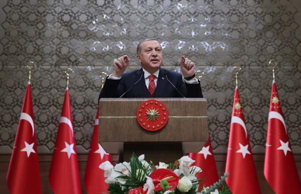 Erdoğan'dan ABD'ye sert tepki: Böyle stratejik ortaklık olmaz