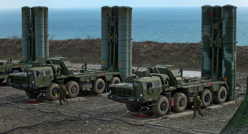Rusya, Kırım'a S-400 konuşlandırdı