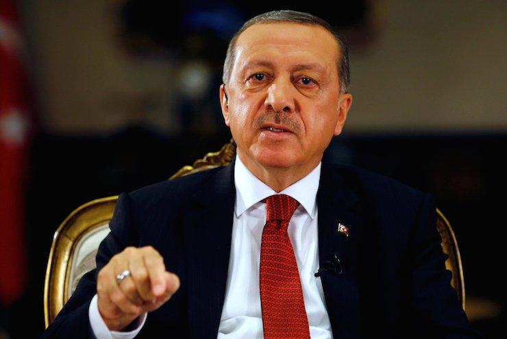Erdoğan'dan ABD'li Generale Tepki: Sen Kimsin, Haddini Bil