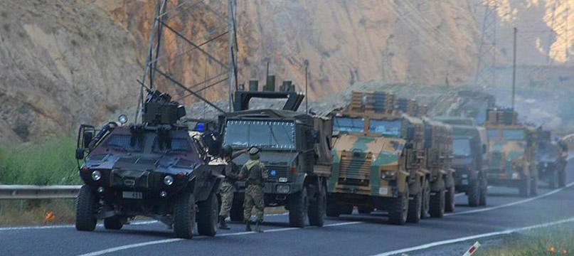 Hakkari'de PKK Saldırısı: Sekiz Asker Hayatını Kaybetti