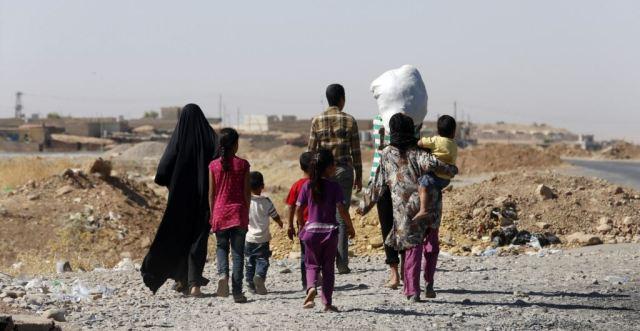 Musul'dan 1 Milyon Kişi Göç Edebilir