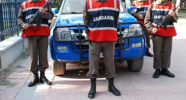İçişleri Bakanlığı'ndan Jandarma'ya İlk Atama Yapıldı