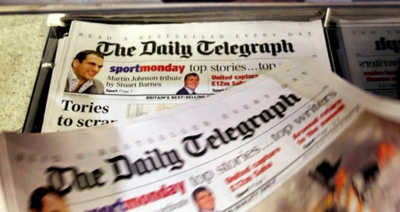 Daily Telegraph: Türkiye'ye Karşı Sesinizi Yükseltin