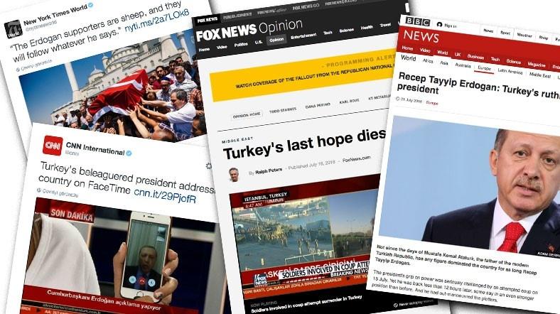 Batılı Medyanın Demokrasi Sınavı