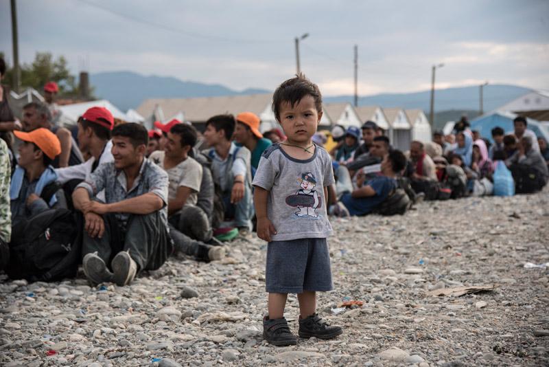 Almanya'ya Sığınan 9 Bin Mülteci Çocuk Kayıp