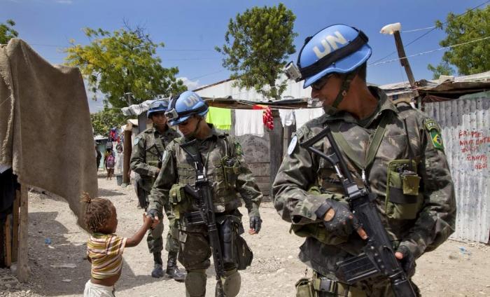Orta Afrika Cumhuriyeti ve Mali Tezkereleri Genel Kurulda