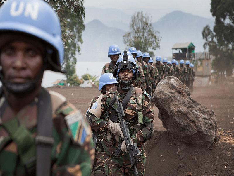 Burundi'den BM Polisi'ne Red