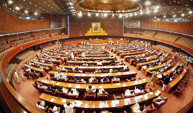 Pakistan Meclisi'nden Darbe Girişimine Kınama