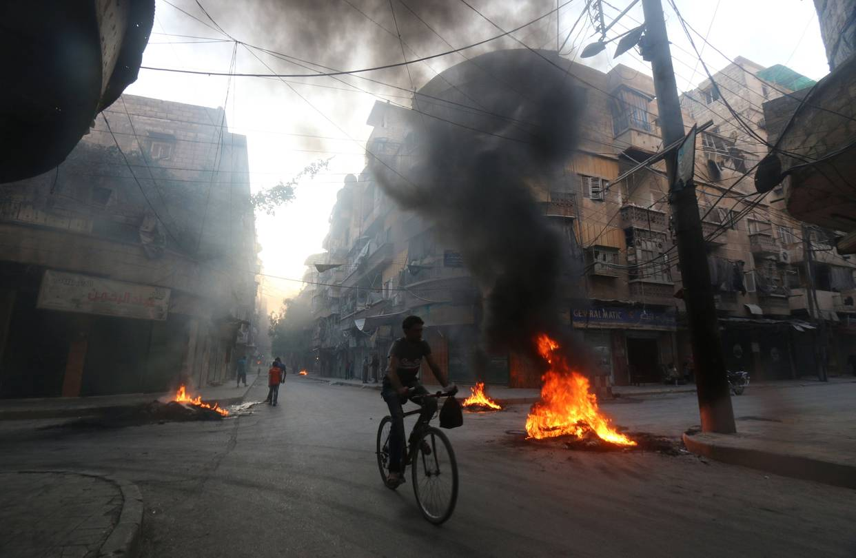 """""""Bedeli Halep Halkı Ödüyor"""""""