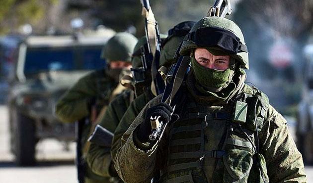 Tacikistan'da Bir Rus Askeri Öldürüldü