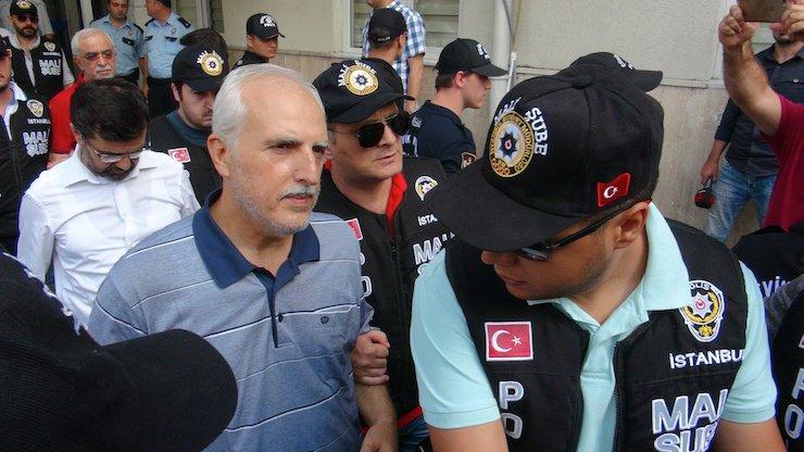 İstanbul Eski Valisi Tutuklandı
