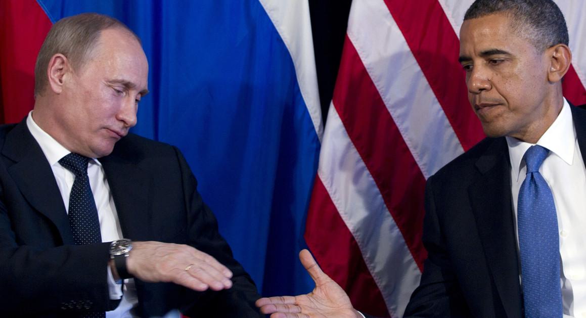 Obama: Putin'e Güvenemiyorum