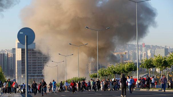 """""""MİT, Beştepe'yi Füzelerle Korudu"""""""
