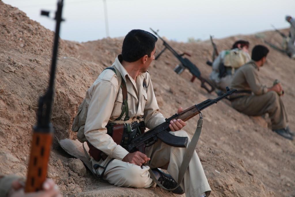 """""""İran'daki Kürt Ayrılıkçılar Güçlenecek"""""""