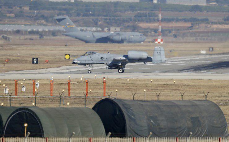 ABD İncirlik'teki Nükleer Silahlardan Dolayı 'Tedirgin'