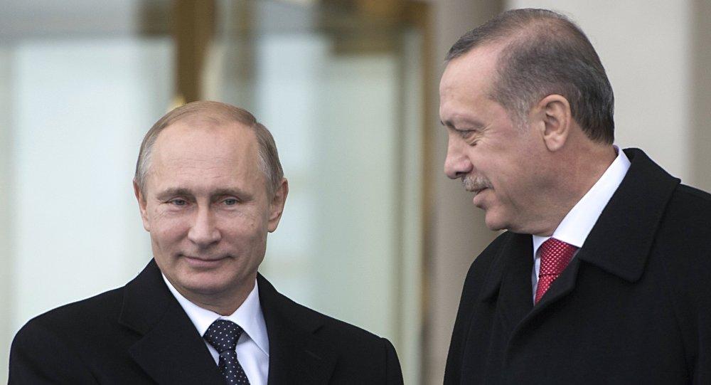 Erdoğan: Rusya İle Yeni Bir Sayfa Açılacak
