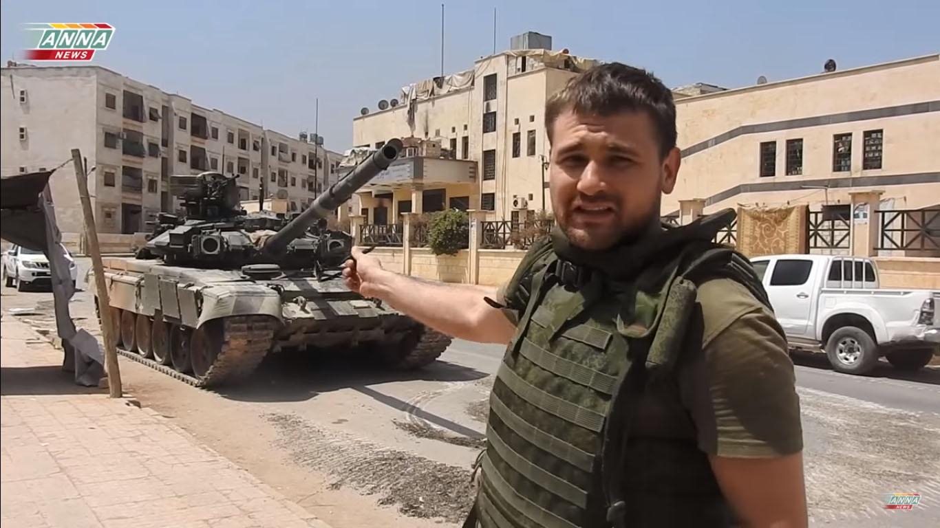 Rus Gazeteci Halep Yenilgisini Anlatıyor: Onlar İnsan Olamaz