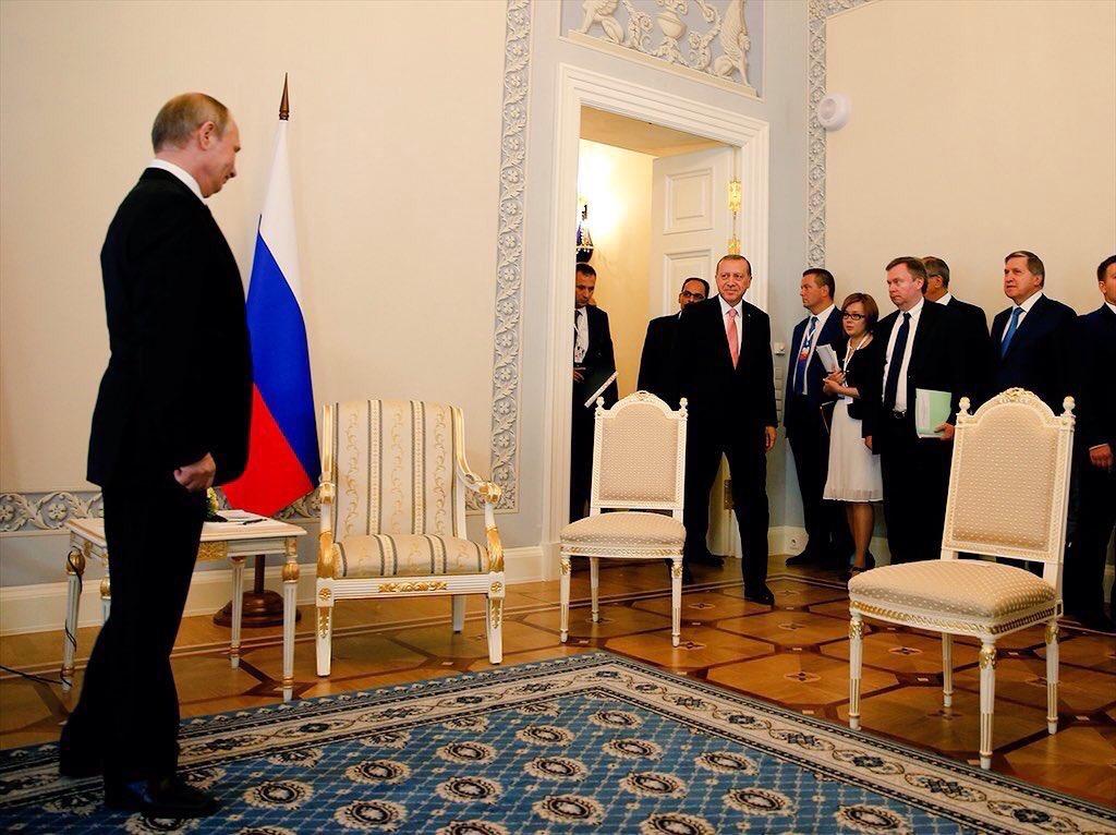 Türkiye-Rusya İlişkilerinde Yeni Sayfa