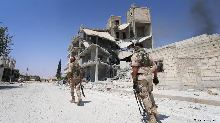 BM'den Halep İçin Ateşkes Çağrısı