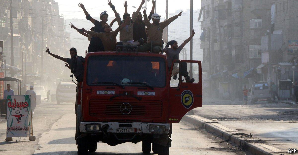 Muhalifler: Halep'te Geri Adım Yok