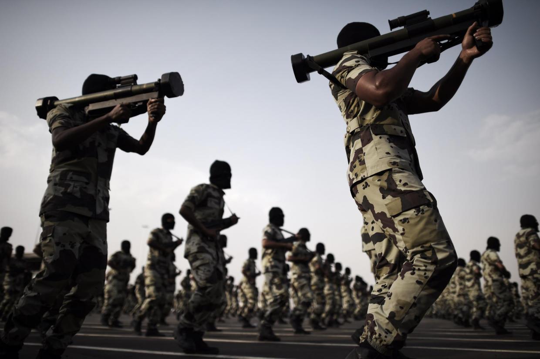 ABD'den Suudi Arabistan'a Milyar Dolarlık Silah Satışı