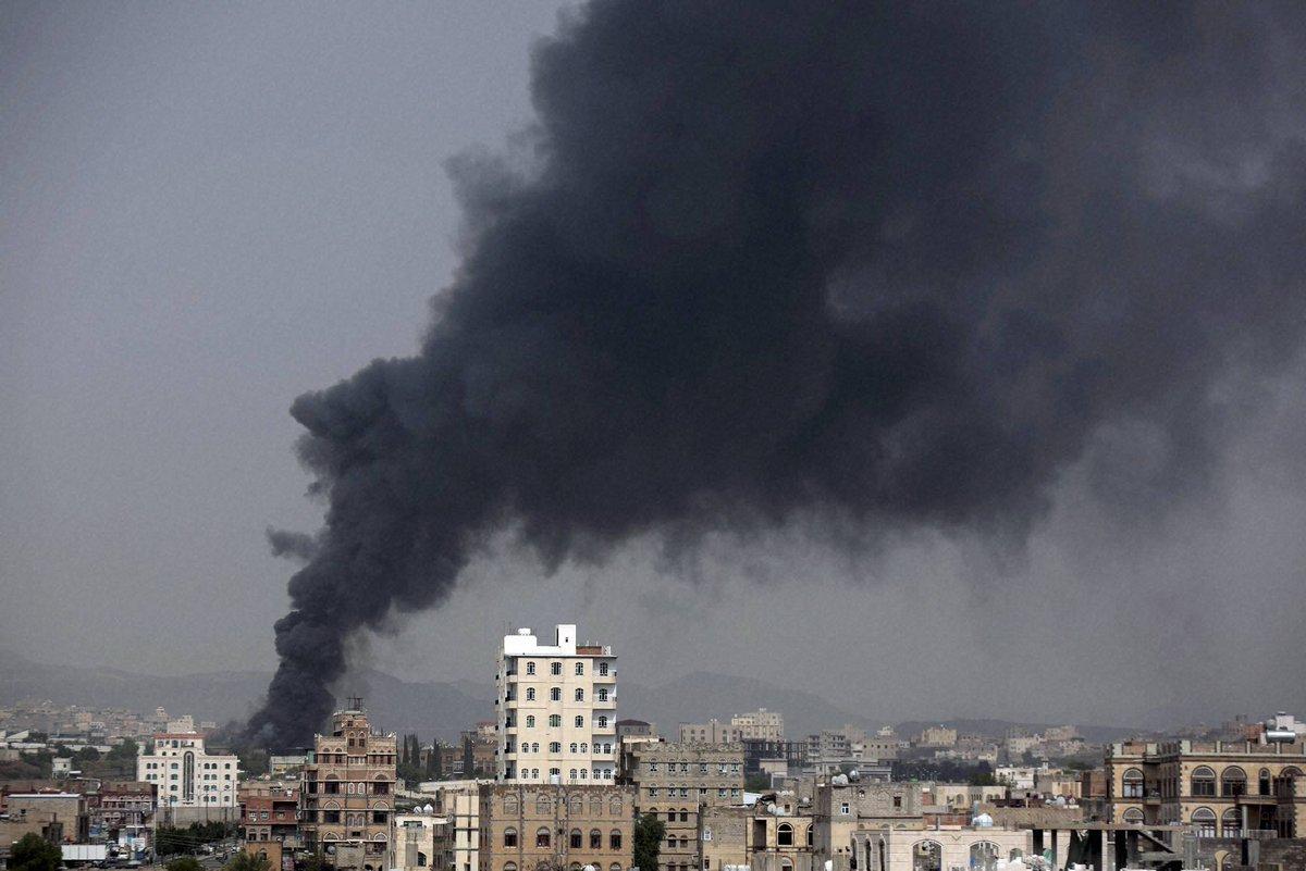 Yemen'de Hava Operasyonu: 20 Sivil Öldü