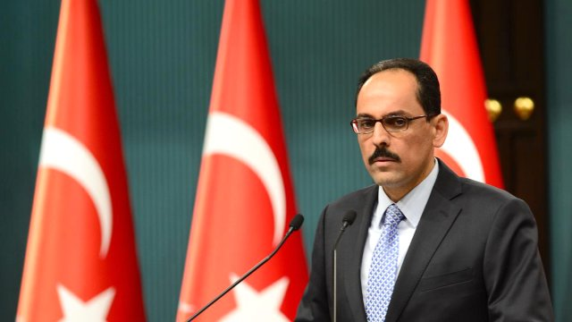 İbrahim Kalın: Rus ve Türk Genelkurmayı Arasında Direkt Hat Açılacak