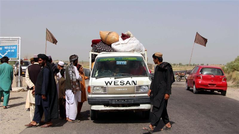 Kabil Hükümeti'nin Afyon Savaşı: 30 Bin Kişi Evini Terketti
