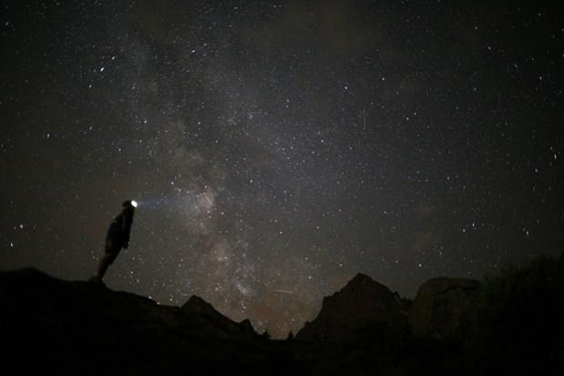 Cuma Gecesi Gökyüzünde Görsel Şölen Var