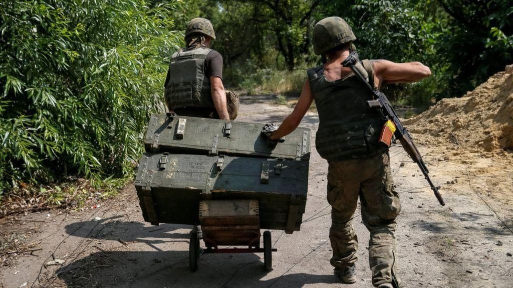 Kiev İle Moskova Arasında Gerilim: Her An Savaş Çıkabilir