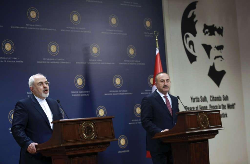 Zarif: Türkiye İle Rusya'nın İşbirliğinden Çok Memnunuz