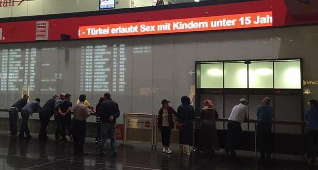 Türkiye'den Avusturya'ya Protesto Notası