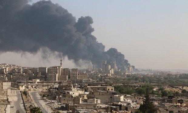 Muhaliflerden Halep'te Büyük Operasyon