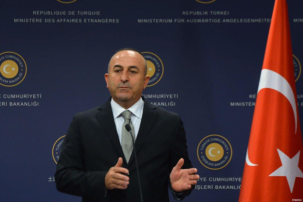 Çavuşoğlu: Menbic'teki YPG Fırat'ın Doğusuna Çekilmeli