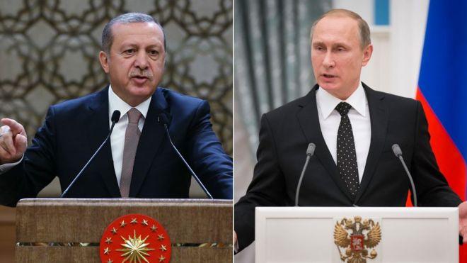 """""""Türkiye Ve Rusya Arasında Soğuk Savaş Devam Ediyor"""""""