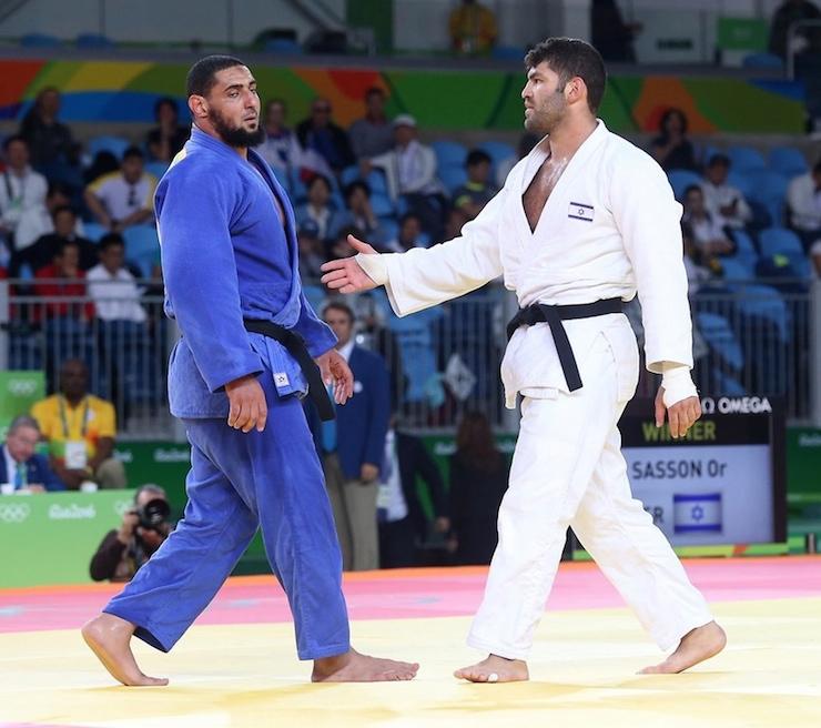 İsrailli Rakibinin Elini Sıkmayan Judocu Ülkesine Geri Gönderildi