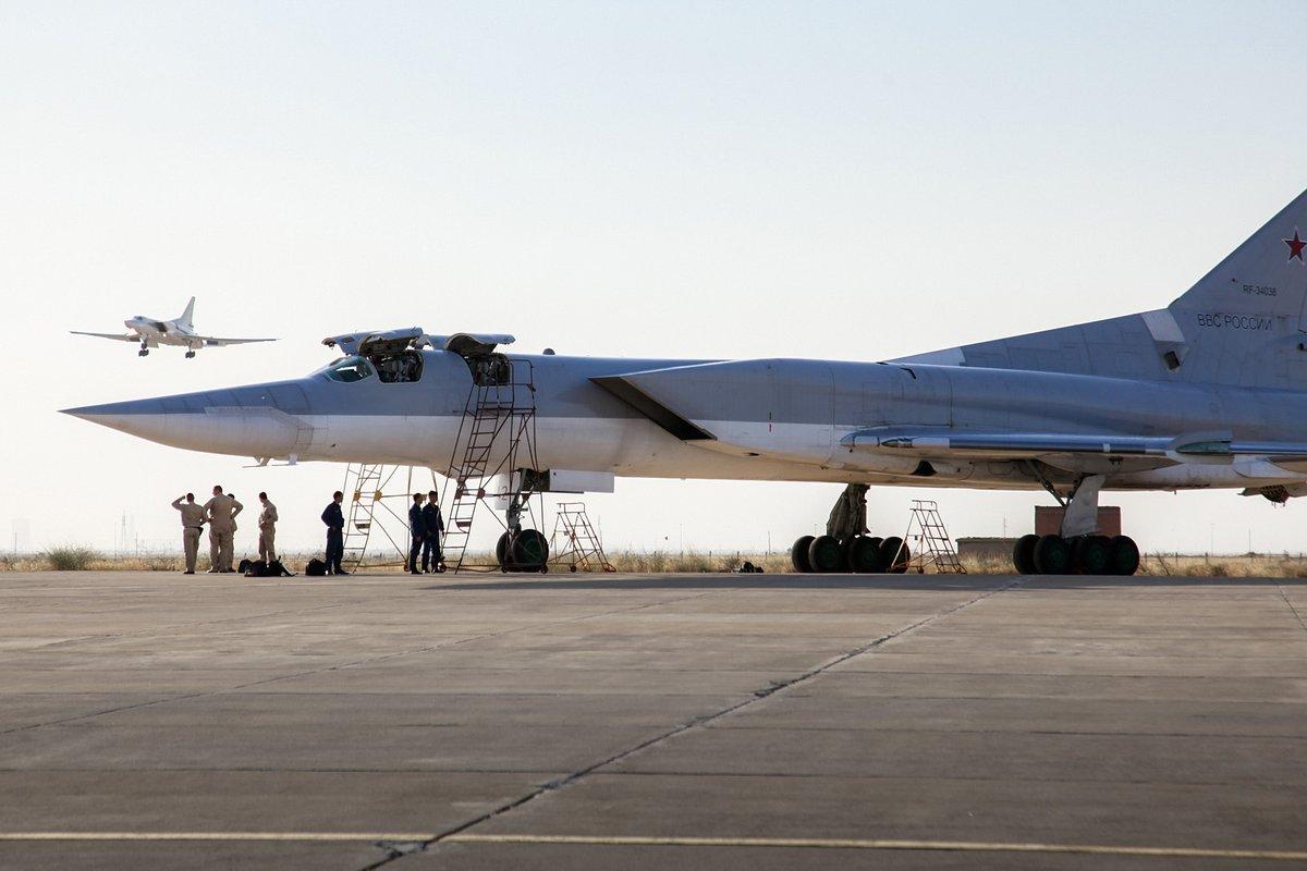 Rus Uçakları İran'dan Havalandı