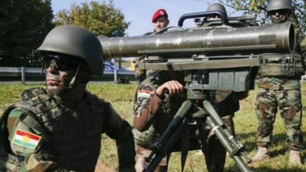 Almanya'dan Peşmerge'ye Yeni Silah Sevkiyatı