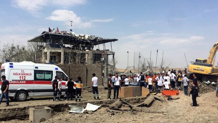 PKK, Diyarbakır Saldırısını Üstlendi