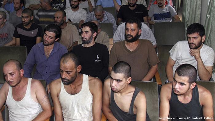 """""""Suriye Hapishanelerinde 18 Bine Yakın Tutuklu Öldü"""""""