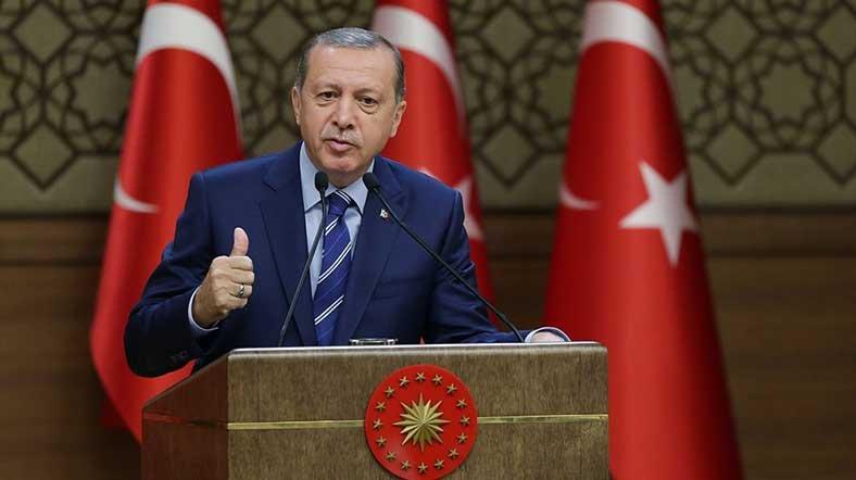 Erdoğan: Batı Dünyası Dürüst Davranmıyor