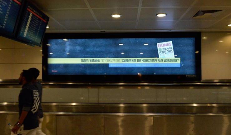 """Türkiye'den İsveç'e 'Misilleme': """"Dikkat, Tecavüz Oranı En Yüksek Ülke"""""""