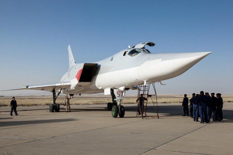 İran'da 'Rus Uçakları' Muamması