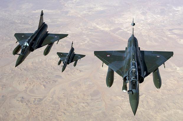 ABD, PYD Bölgesine Savaş Uçaklarını Gönderdi